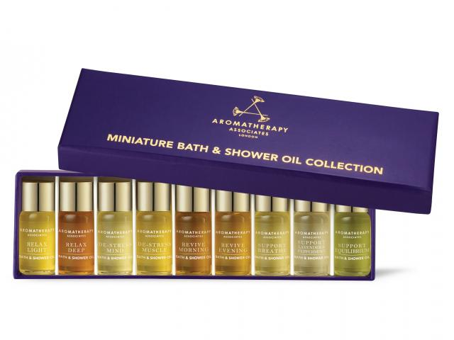 Aromatherapy-associates-miniature-bath-and-shower-oil-collection