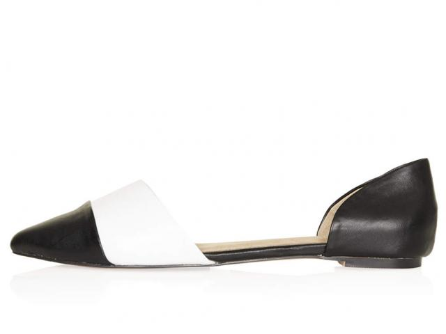 Topshop-flat-shoes