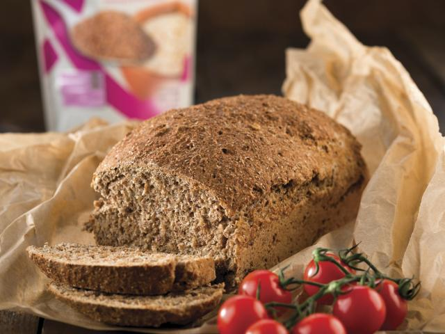 Nutty bread recipe