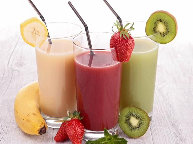 Shutterstock fruit juices