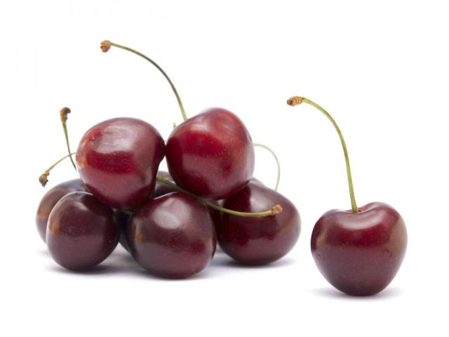 Cherries shutterstock