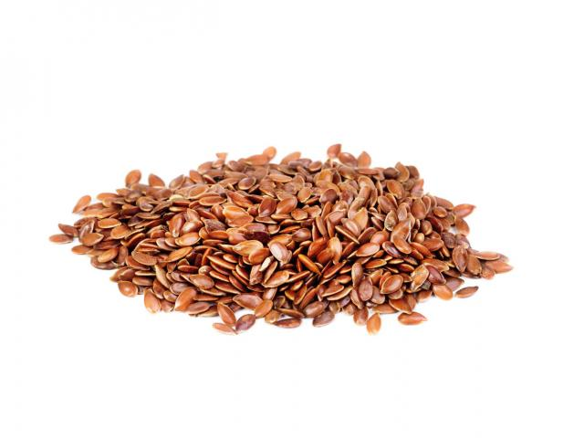 Flaxseeds shutterstock