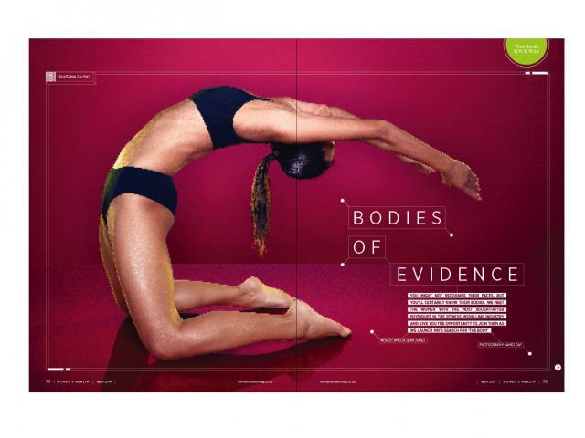 Fitness model secrets