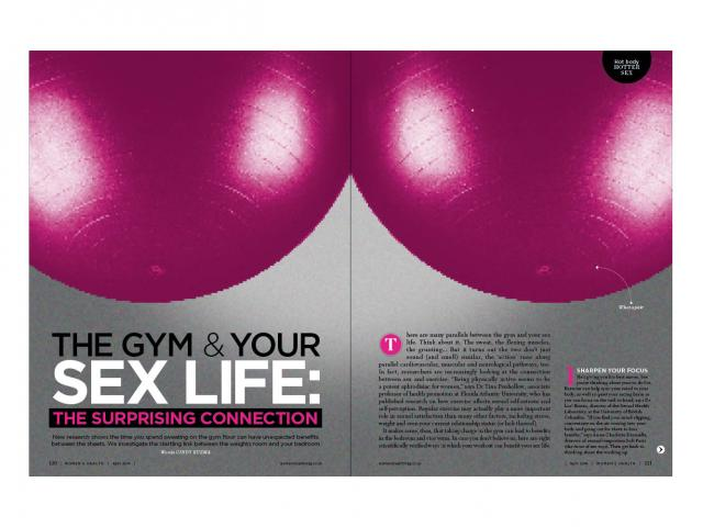 The gym and your sex life
