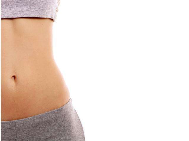 Shutterstock flat belly