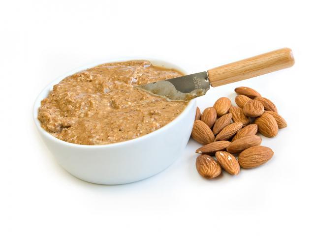 Shutterstock almond butter