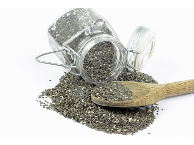 Shutterstock chia seeds