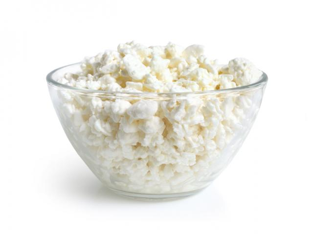 Shutterstock cottage cheese