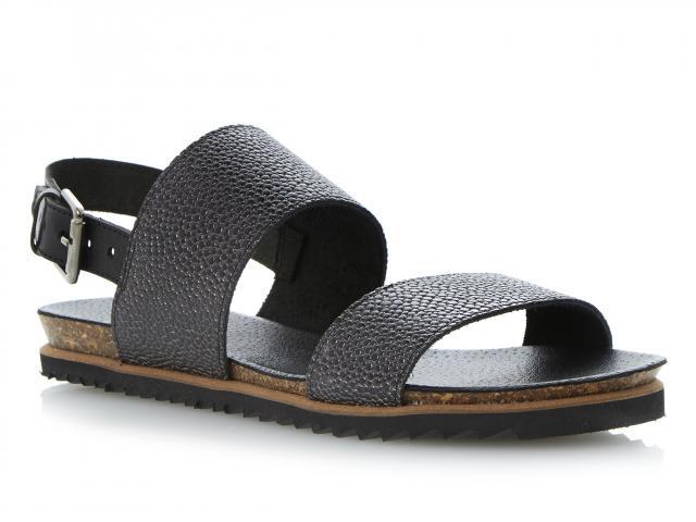 Bertie-black-cork-sandal