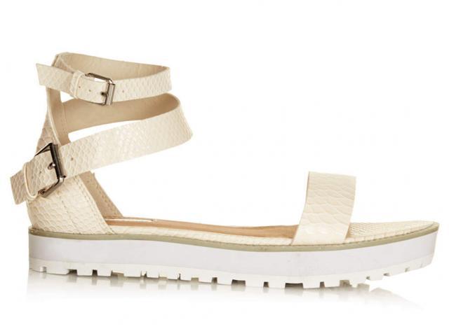 Topshop-white-snake-sandal