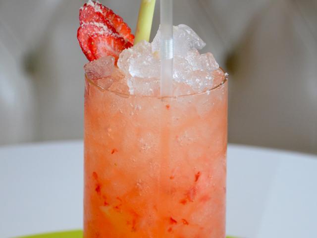 Jax Julep cocktail