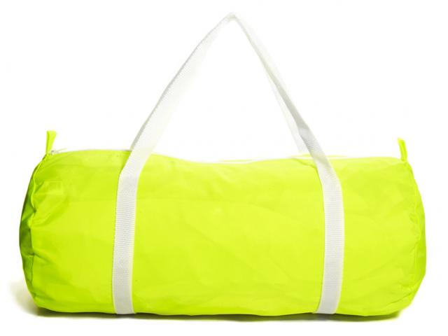 Neon-american-apparel-duffel-bag