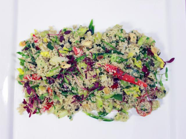 Quinoa super salad