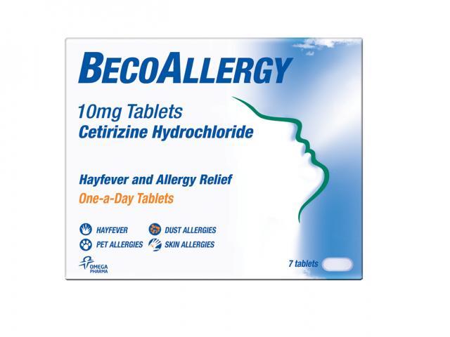 Beco allergy 7 tabs fop