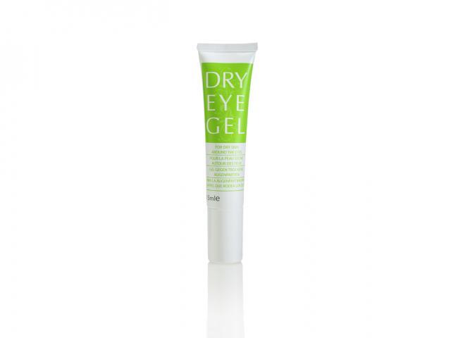 Dry eye gel enhanced-media