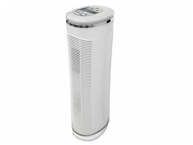 Homedics tower air purifier