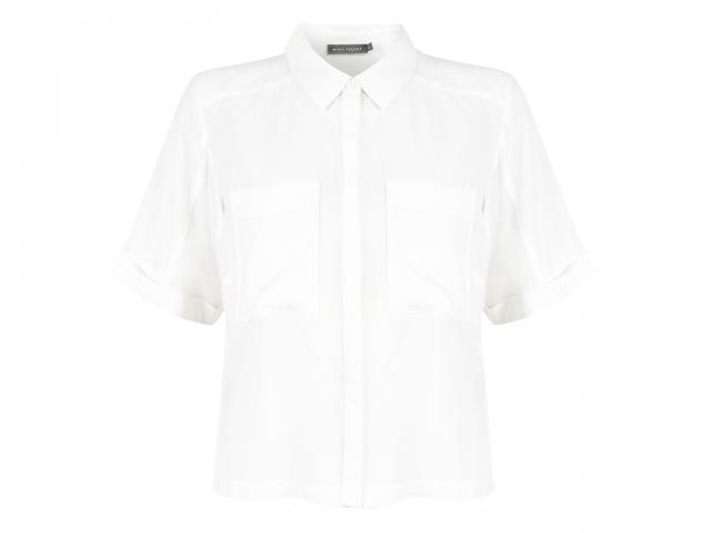 Mint-velvet-white-shirt