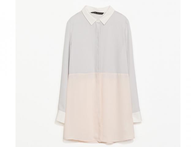 Zara-neutral-white-shirt