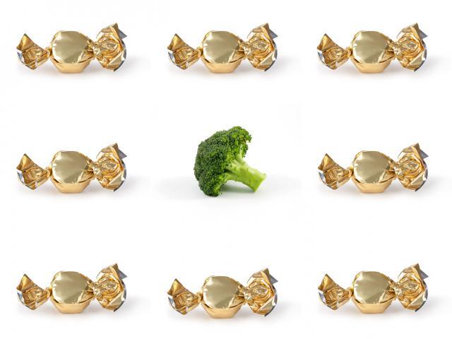 Vegetable desserts