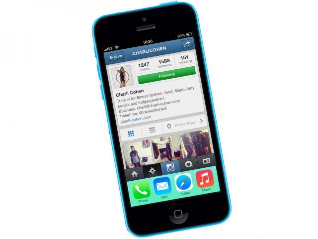 Instagram-iphone-charli-cohen