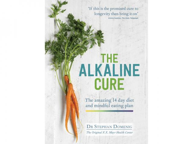 The alkaline cure cover