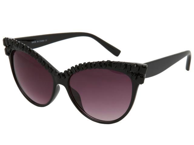 Miss selfridge cateye-sunglasses