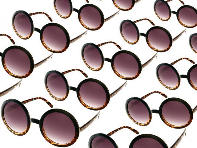 Sunglasses-montage