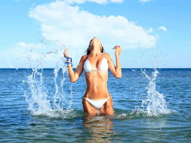 The ultimate bikini workout