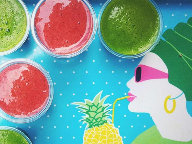 Best juice bars in the country - hula - womens health uk