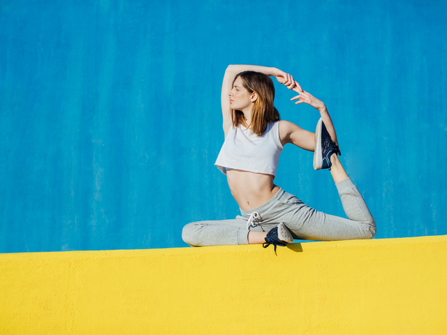 Hatha yoga alleviates depression-Could this workout be more effective than antidepressants?-Women's Health UK