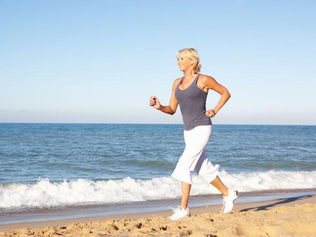 Fitness in 40s