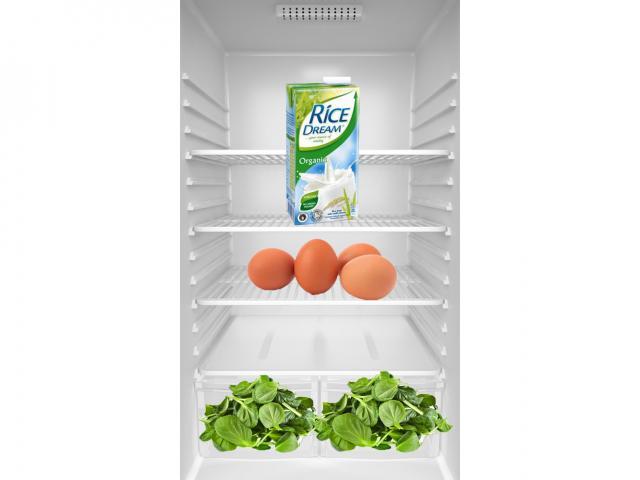 Alexia fridge