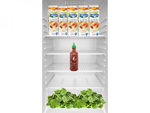 Amy fridge