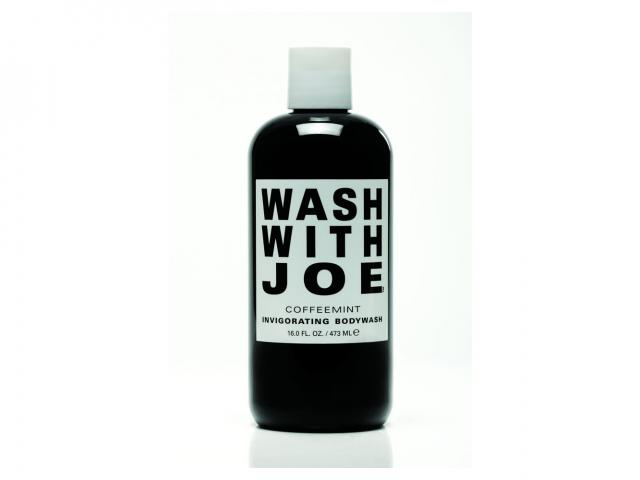Wash with coffeemint invigorating body wash 24