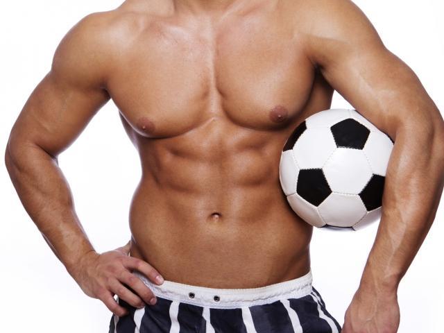 Sexiest footballers