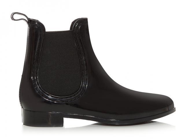 New-look-black-chelsea-boot-wellies