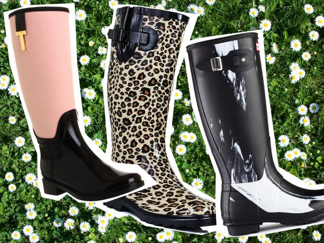 Wellies-montage