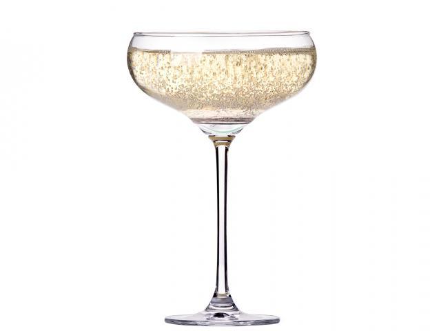 Champagne-saucer-glass