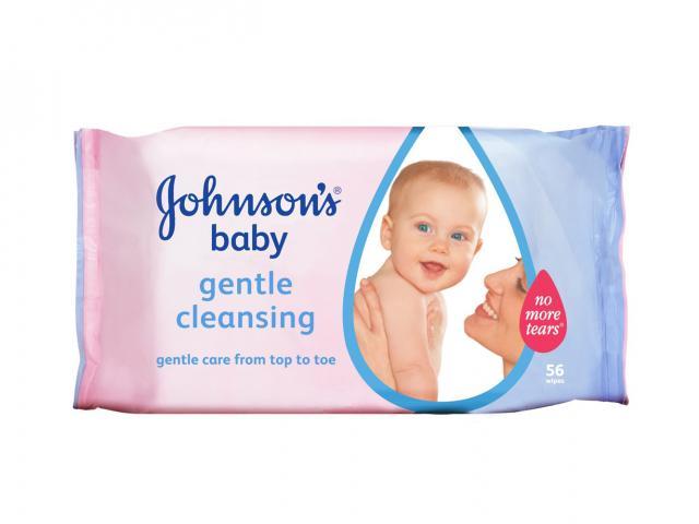 Johsons baby
