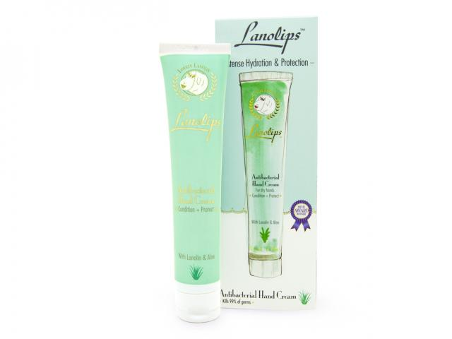 Lanolips handcream  box mid res