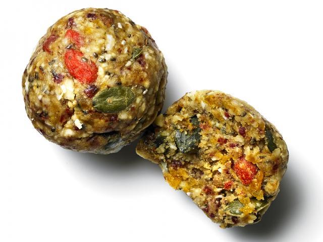 Breakfast-protein-balls