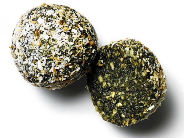 Energy-protein-balls