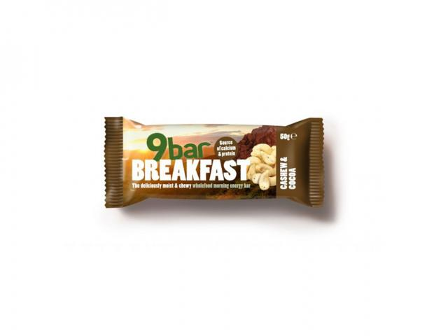 9 bar breakfast