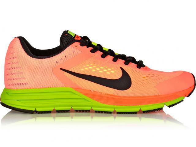 Nike neon trainers