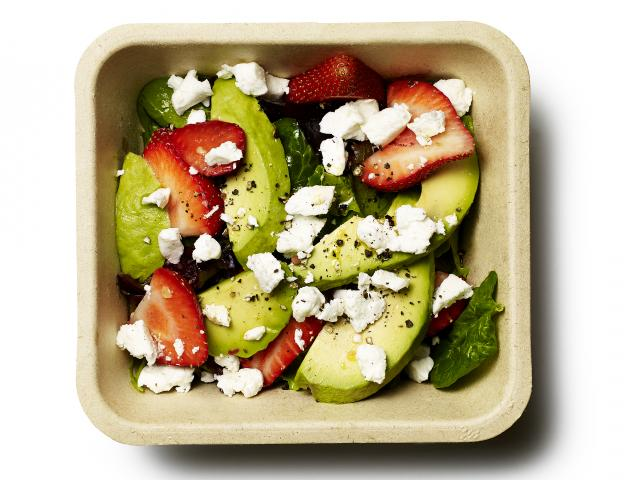 Strawberry-avocado-cheese-salad