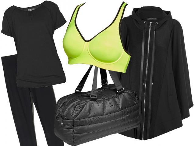 Gym kit montage