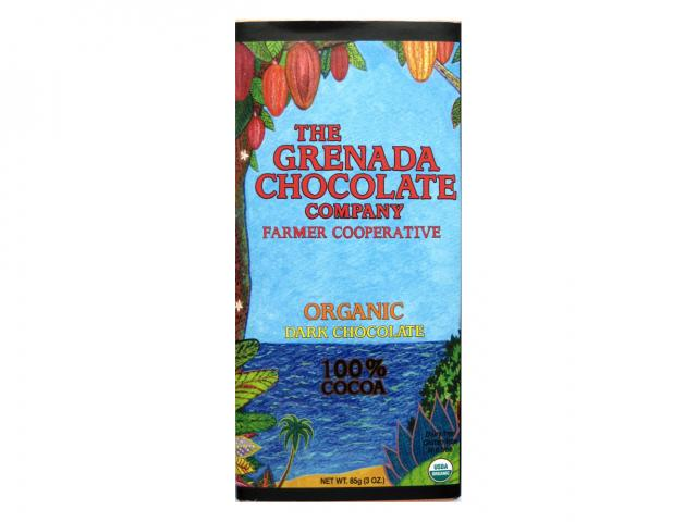 Grenada chocolate company 100