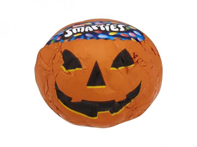 Nestle-smarties-pumpkin