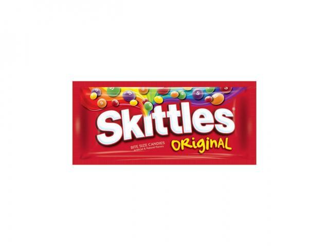 Skittles-bag