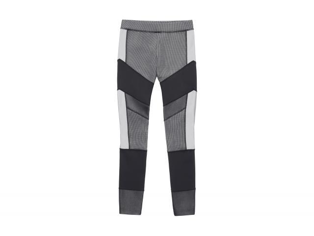 Wang panel leggings